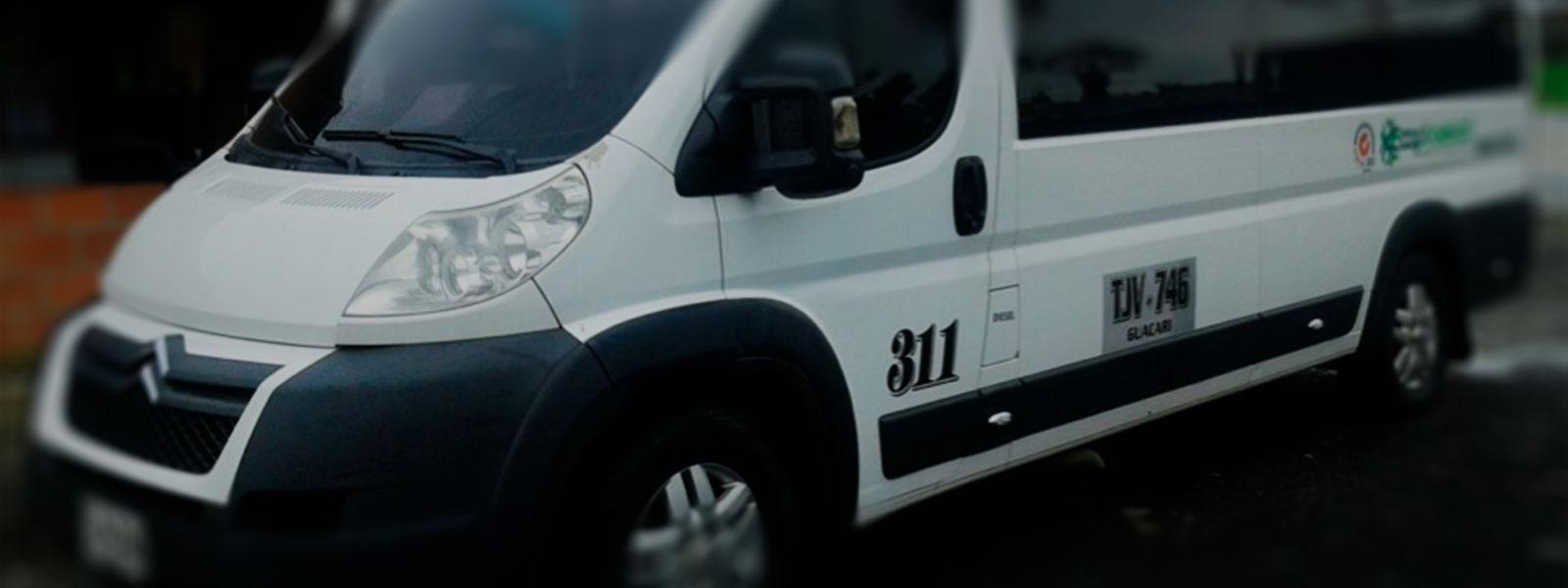 COOPTRAESCOL | Cooperativa de Transporte Especial